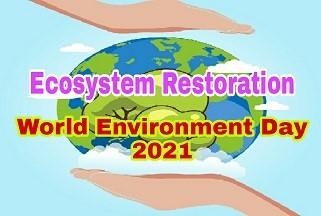 Лого 'Възстановяване на екосистемите'